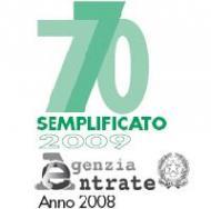 31 luglio scadenza presentazione modello 770 2009 for Scadenza modello 770